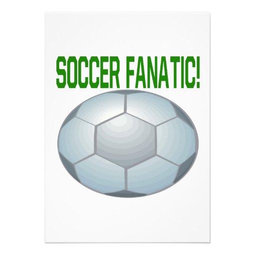 Fanático del fútbol comunicado