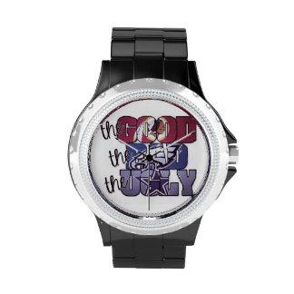 Fans del NFL Reloj De Mano
