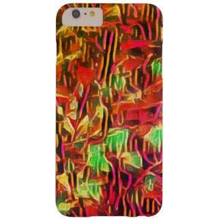Fantasía del bosque funda barely there iPhone 6 plus