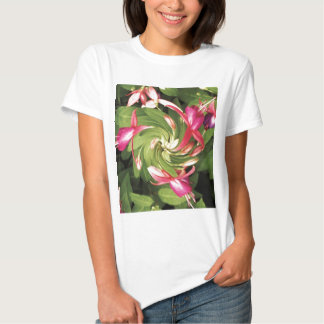 'Fantasia rosado fucsia Camiseta