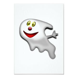 Fantasma de Halloween Invitaciones Personales