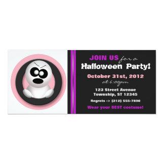 Fantasma enojado - invitaciones del fiesta de invitación 10,1 x 23,5 cm