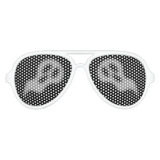 Fantasma Sunglass de Halloween Gafas De Sol