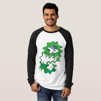 Fantasma Verde Camiseta