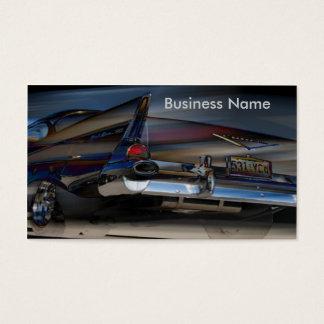 Fantasmas de '57 tarjeta de negocios