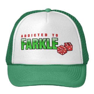 FARKLE - adicto Gorro