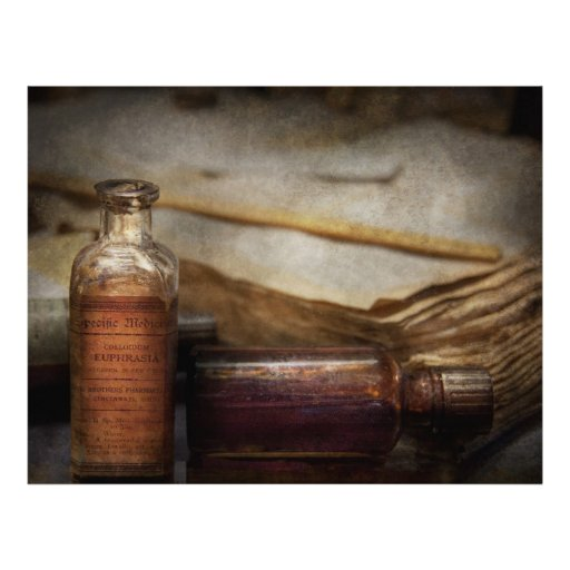 Farmacéutico - medicinas específicas tarjetón