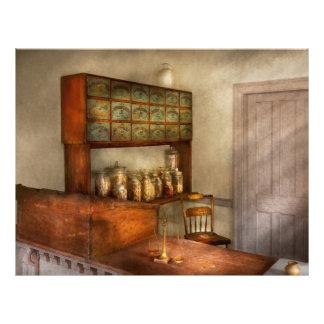 Farmacia - el herbalist folleto 21,6 x 28 cm