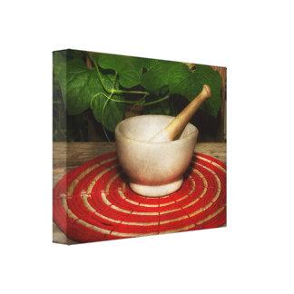 Farmacia - maja - el herbalist lienzo