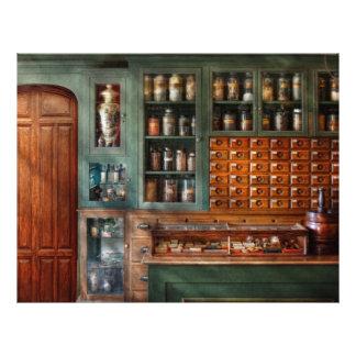 Farmacia - medicina - remedios farmacéuticos tarjeton
