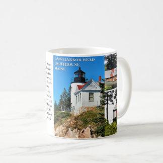 Faro bajo de la cabeza del puerto, taza de Maine
