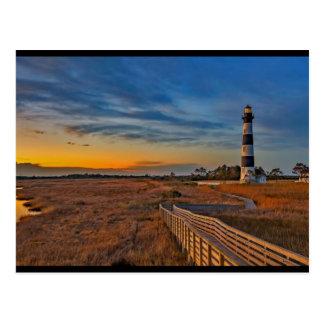 Faro de Bodie, Carolina del Norte Postal