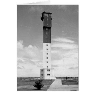 Faro de Charleston Felicitación