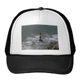 Faro de la cabeza con playas, Sussex del este Gorros Bordados