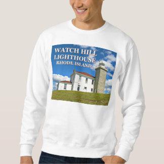 Faro de la colina del reloj, camiseta de Rhode