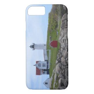 Faro de la protuberancia pequeña - Maine Funda iPhone 7