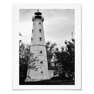 Faro de North Point Fotos