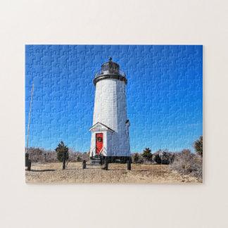 Faro de Poge del cabo, Massachusetts Puzzle