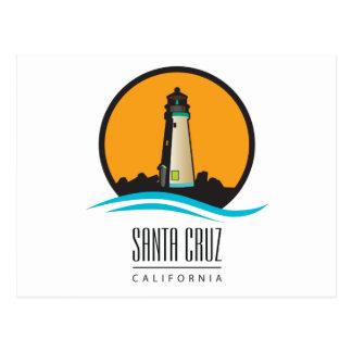 Faro de Santa Cruz California Postal