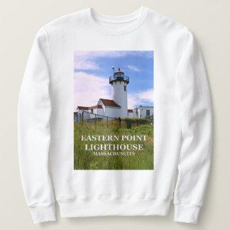 Faro del este del punto, camiseta de Massachusetts