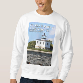 Faro del punto de Clark, camiseta de Massachusetts