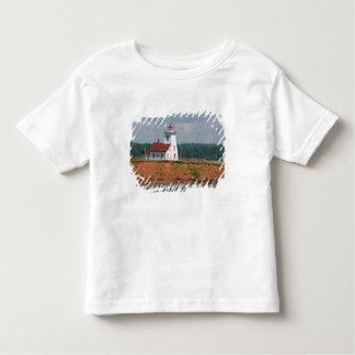 Faro en Umberland del norte en príncipe Edward Camiseta