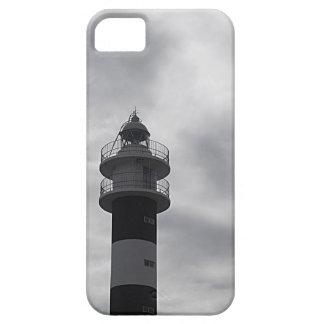 Faro y cielo iPhone 5 Case-Mate carcasas