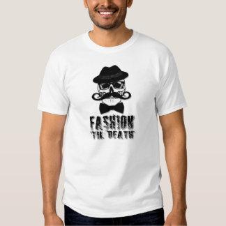 Fashion 'til Death Camisas