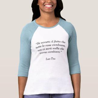 Fatto de IL del accetti del SE Camisetas