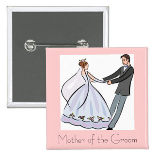 Favor-Madre nupcial de la ducha del Pin del novio
