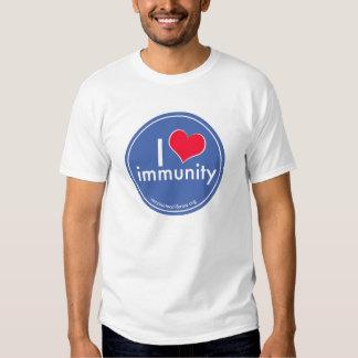Favorable camisa para hombre vaccínea