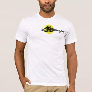 Favorable camiseta blanca Bodybuilding 2 del punto
