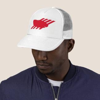Favorable gorra tribal del camionero