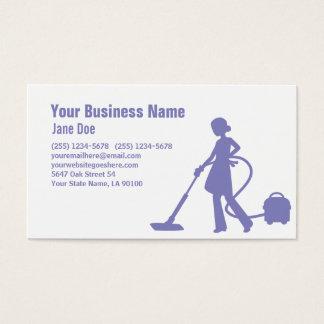 Favorable tarjeta de la empresa de servicios de la
