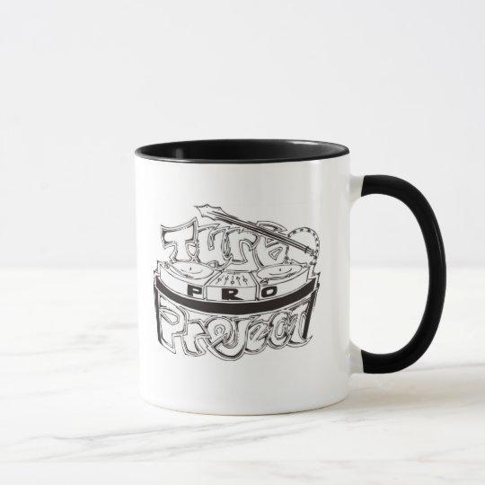 Favorable taza de café del campanero de Turbo