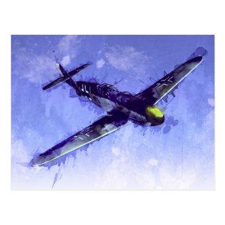 FB 109 de Messerschmitt Postales