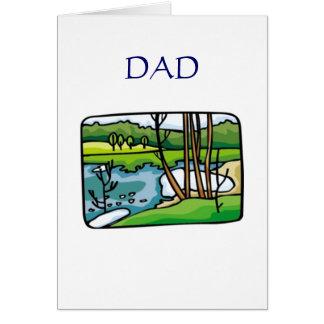 FB de la tarjeta del día de padre