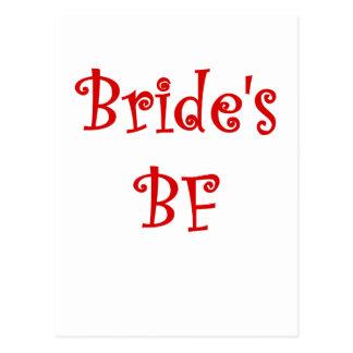 FB de las novias Postal