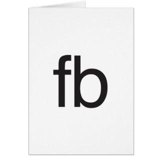 fb tarjetas