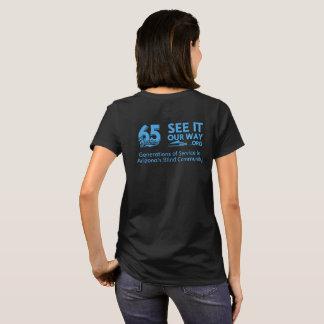 FBC la camiseta negra de 65 mujeres del año