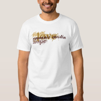 Fe, esperanza, amor - Brown Camiseta