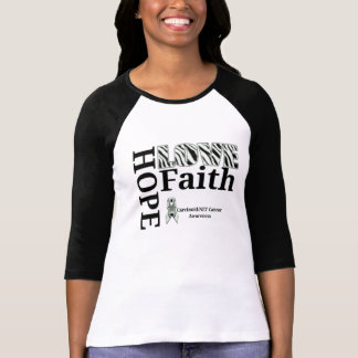 Fe, esperanza, camisa del amor