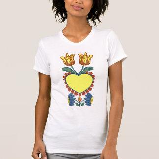 Fe, esperanza, caridad y amor - la luz T de las Camiseta