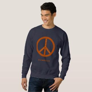 Fe, esperanza, y camiseta del amor (azul)