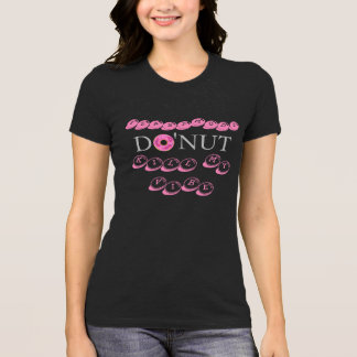 (Feastmode) matanza de Do'Nut mi camiseta del