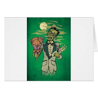 fecha del baile de fin de curso del zombi con los tarjetas