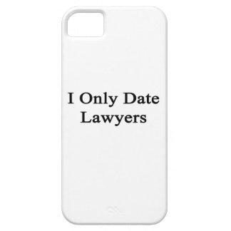 Fecho solamente a abogados iPhone 5 Case-Mate carcasas