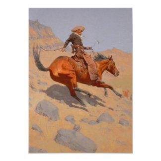 Federico Remington - el vaquero Comunicados Personalizados