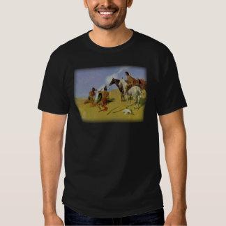 Federico Remington - humo Camisas