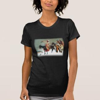Federico Remington - vuelta del Blackfoot Camiseta